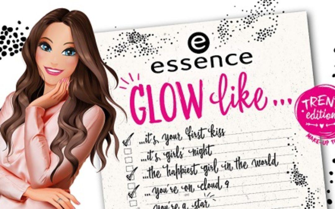 Preview: essence GLOW like…