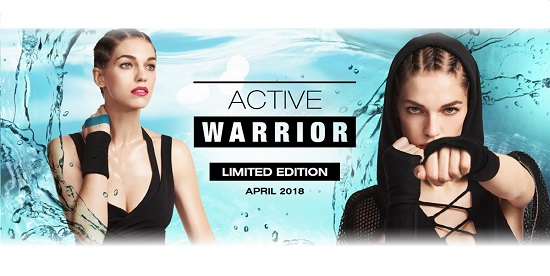 Header Catrice Active Warrior limited Edition