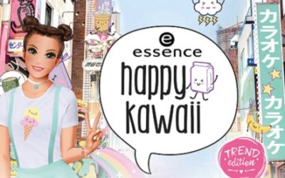 Review: essence happy kawaii