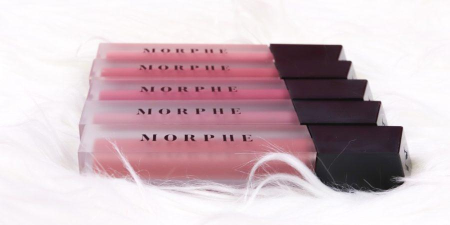 Liquid Lipsticks von Morphe