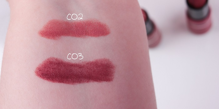Swatches Catrice loves PETA