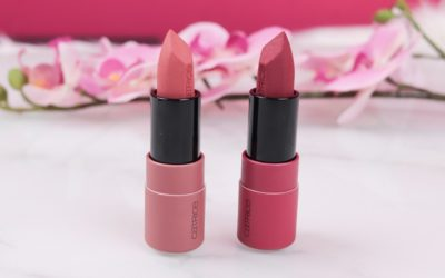 Catrice loves PETA Matt Lip Colour