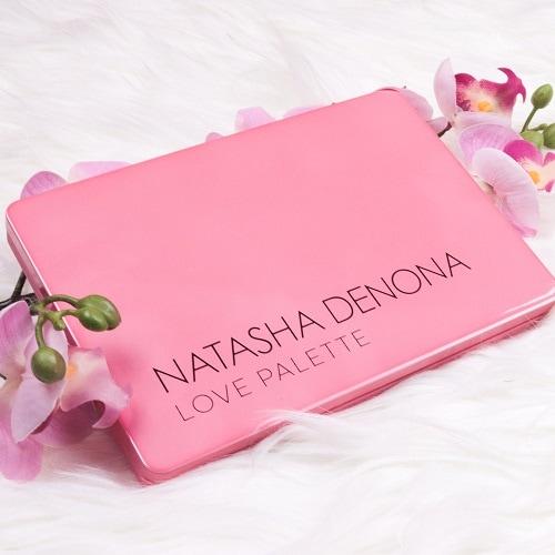 Natasha Denona Love Palette Verpackung