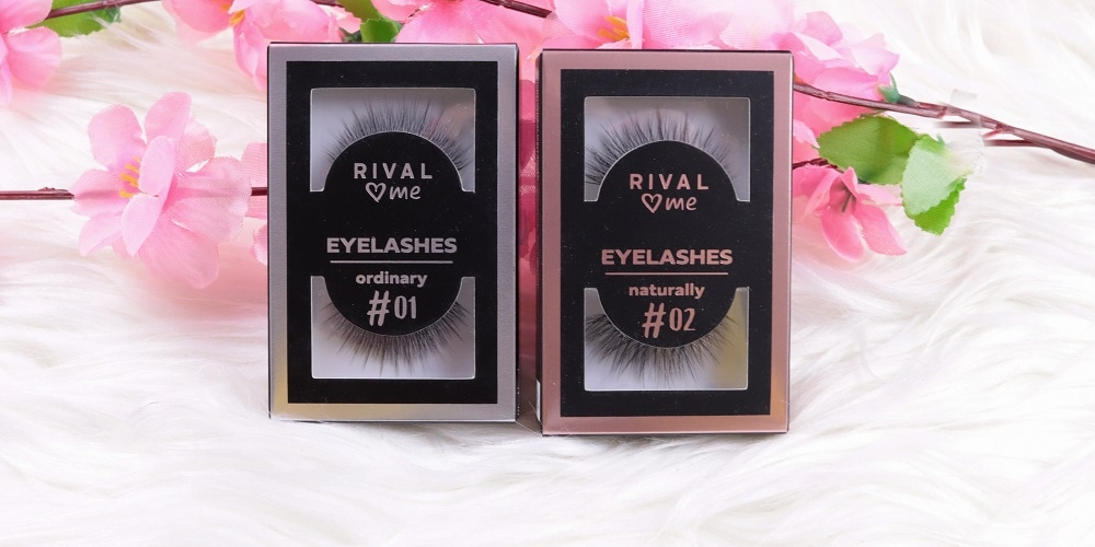 Rival loves me Eyelashes