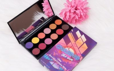 Sleek MakeUP iDivine Chasing The Sun Palette