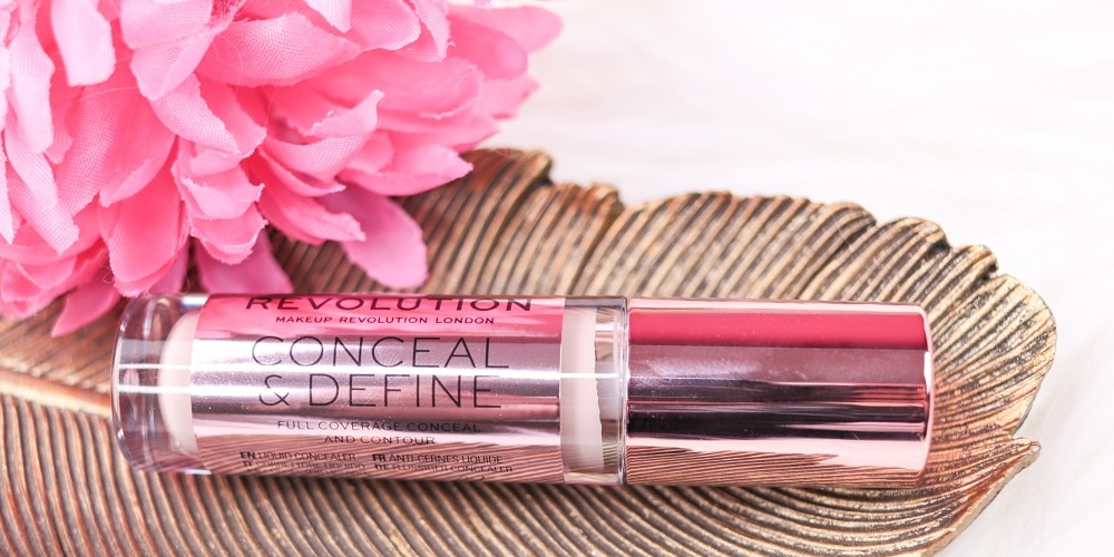 Conceal & Define von Makeup Revolution