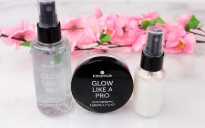 essence GLOW LIKE A PRO Face Perfectionist Set