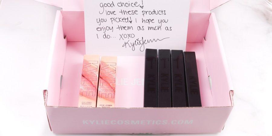 Kylie Cosmetics Bestellung nach Deutschland