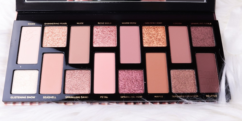 Too Faced Born This Way The Natural Nudes Pa
