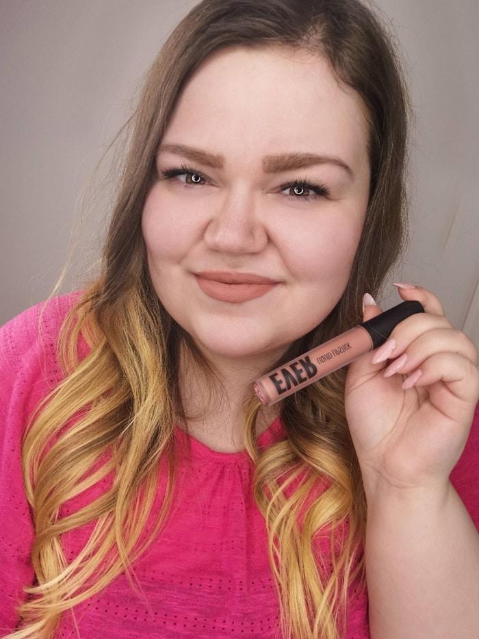 We Make-up Liquid Lipstick 15 Erebus Flesh