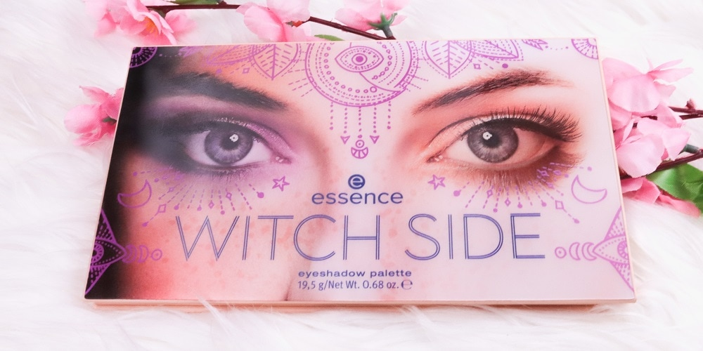 essence Witch Side Palette Cover Deckel