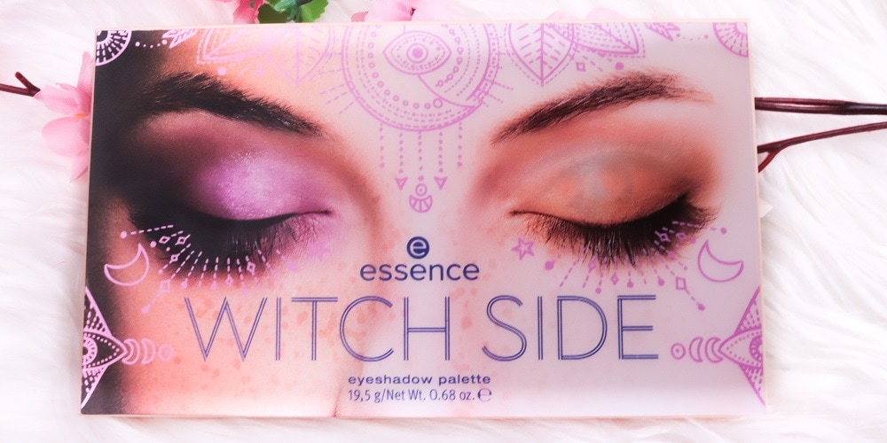 essence Witch Side Palette Cover