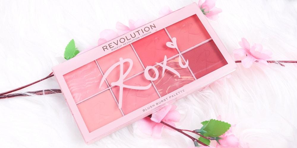 Makeup Revolution Revolution X Roxxsaurus Blush Burst Face Palette
