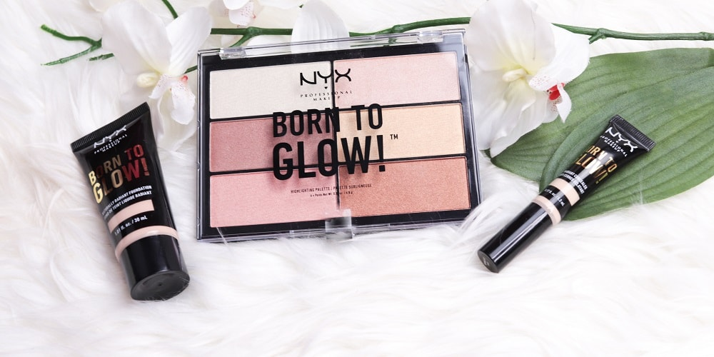 NYX Professional Makeup Born To Glow Serie