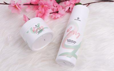 ALOYAY Aloe Berry Shampoo & Hair Mask Set