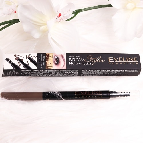 brow styler 3in1 multifunction eveline cosmetics