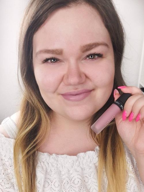 Dose of Colors Liquid Matte Lipstick Rosebud