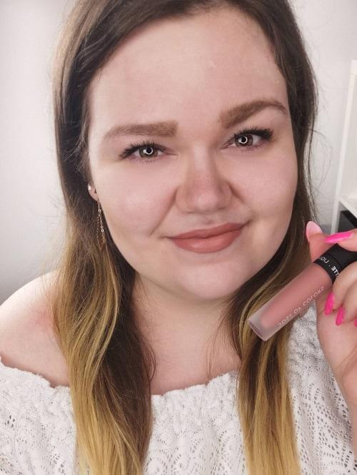 Dose of Colors Liquid Matte Lipstick Truffle
