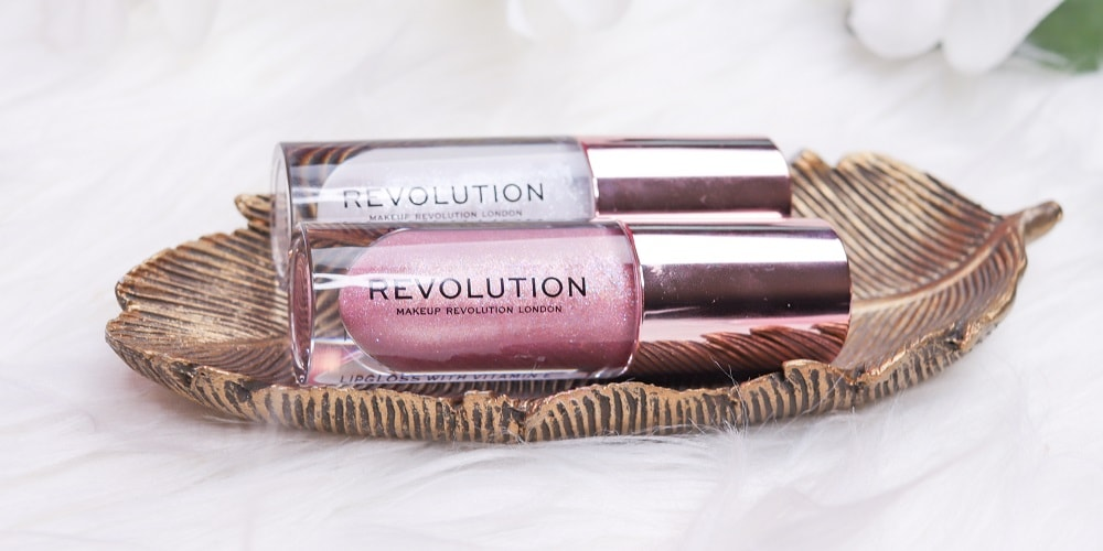 Shimmer Bomb Lip Gloss Makeup Revolution im Test