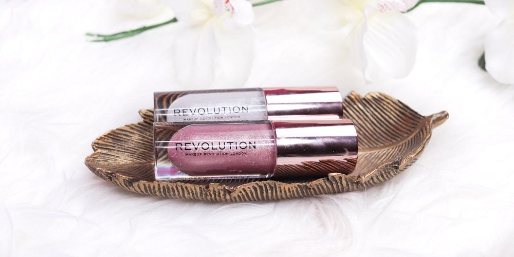 Shimmer Bomb Lip Gloss Makeup Revolution