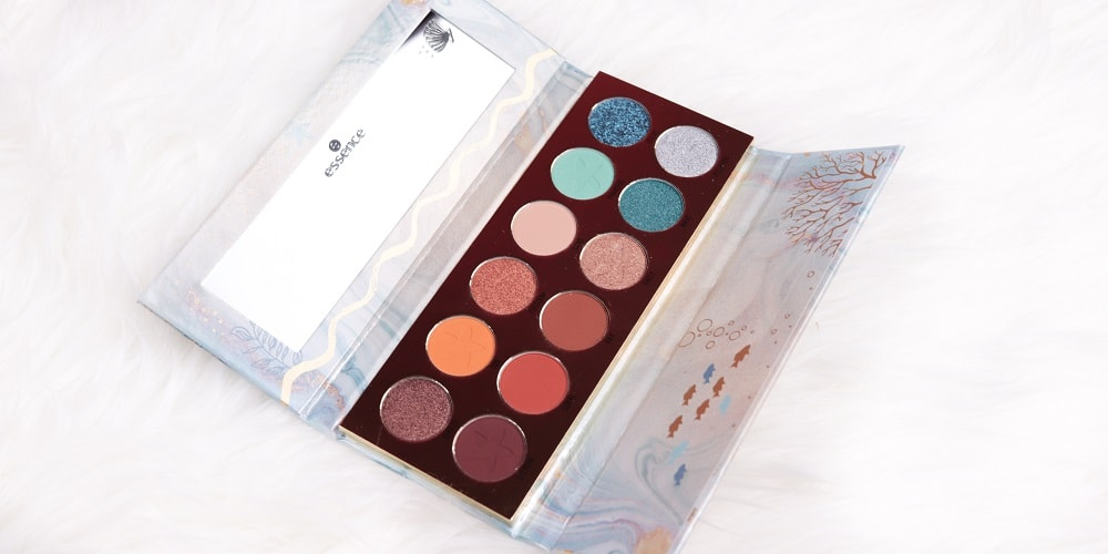 Tansation Make A Wish, Little Fish Eyeshadow Palette von essence