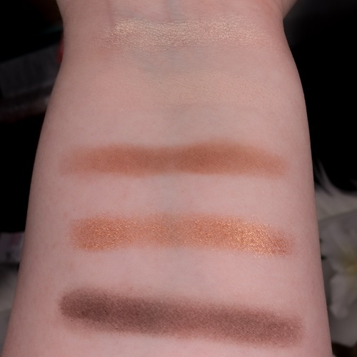 Catrice 5 In A Box Mini Eyeshadow Palette 010 Swatches