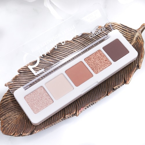 Catrice 5 In A Box Mini Eyeshadow Palette 010