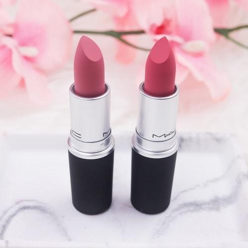 MAC Cosmetics Powder Kiss Lipstick im Test