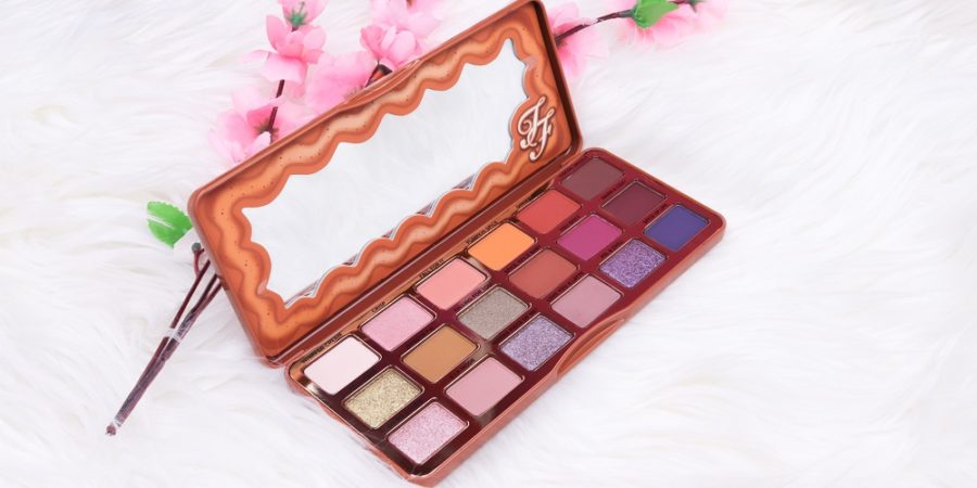 Too Faced Pumpkin Spice Lidschattenpalette