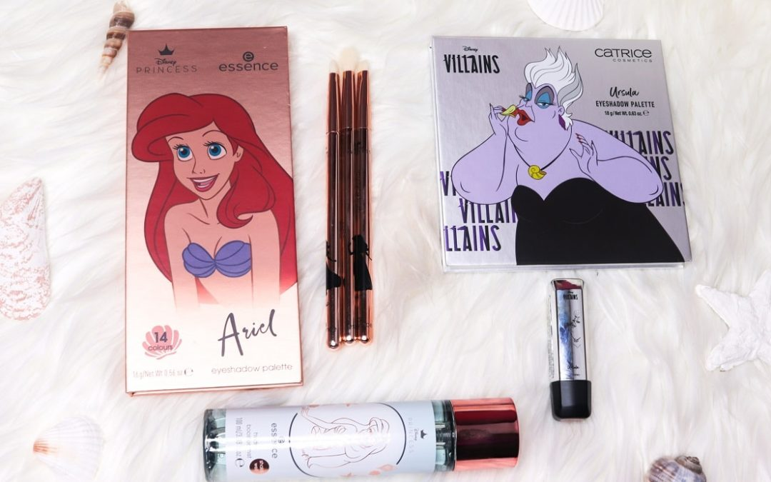 Catrice & essence Disney Princess & Disney Villains
