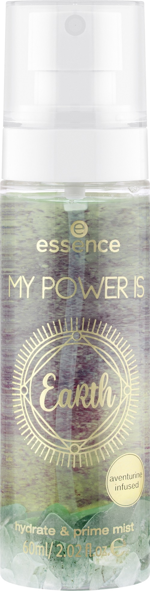 essence MY POWER IS EaRth hydrate & prime mist 02