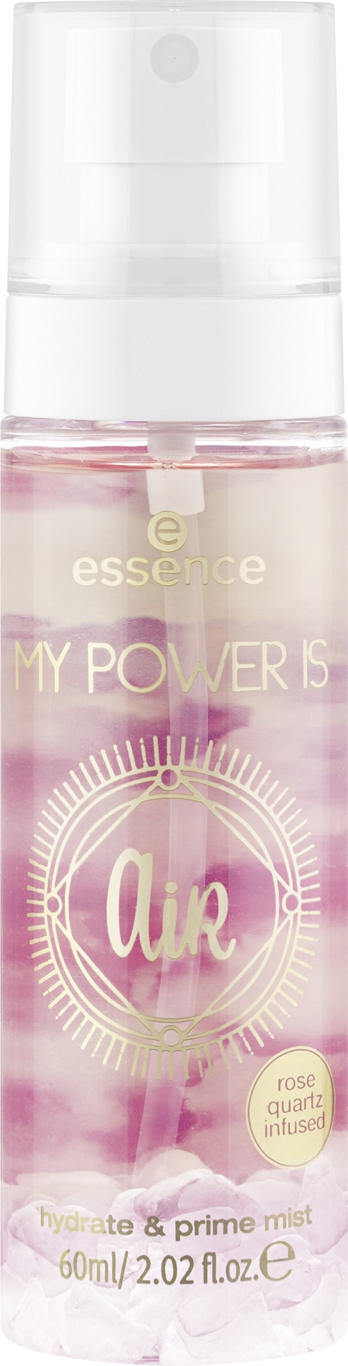 essence MY POWER IS aiR hydrate & prime mist 01