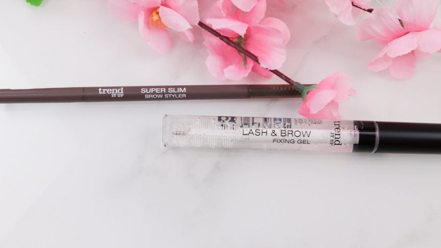 trend IT UP Super Slim Brow Styler & Lash & Brow Fixing Gel