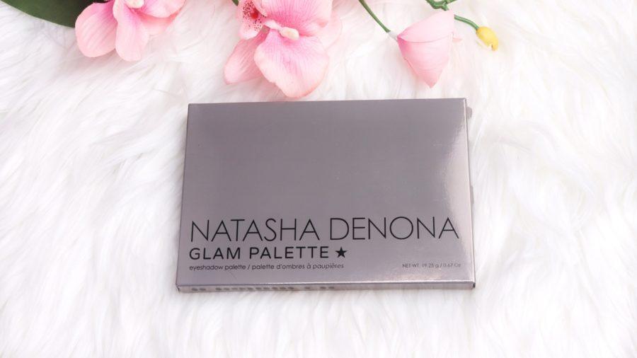 Natasha Denona Glam Palette Review