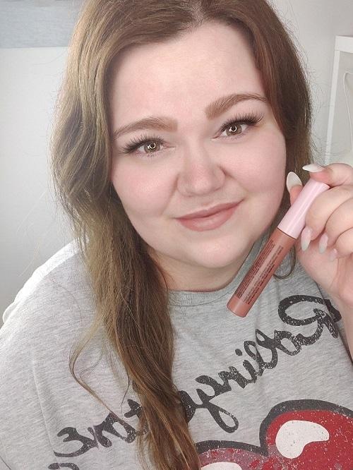 NYX Professional Makeup Lip Lingerie XXL 01 Undressed